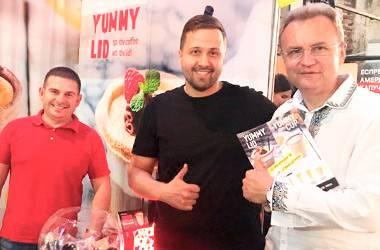 LEKORNA at Lviv Coffee Fest 2019