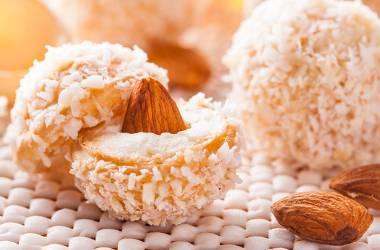 Раффаэлло с вафельным орешком