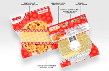 Plain Wafers: New packaging