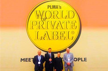 Lekorna на выставке PLMA 2016 в Амстердаме