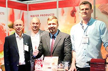 LEKORNA is at Yummex Middle East  2017 Trade Fair in Dubai